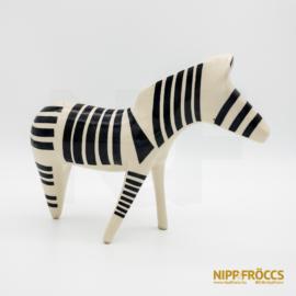 Porcelán, kerámia - Zebra