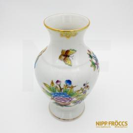Herendi porcelán - Viktória mintás váza