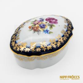 Porcelán, kerámia - Kis bonbonier