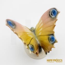 Porcelán, kerámia - Pillangó